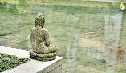 Estátua do buda: viagem para a China