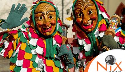 Nix Travel: viagem Carnaval