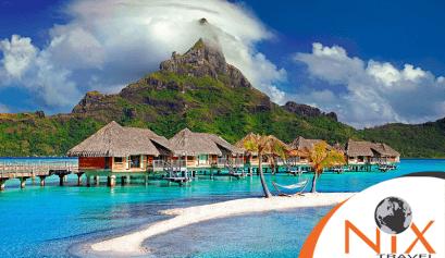 Nix Travel: viagem para o Tahiti