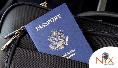 Passaporte roubado na viagem