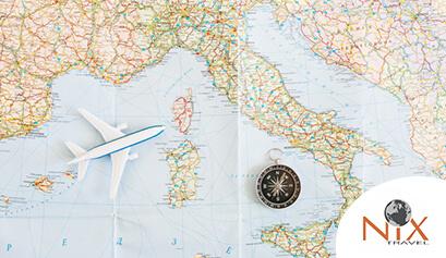 Viagens pelo mundo NixTravel