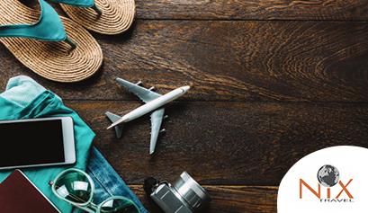 Destinos internacionais - Nix Travel
