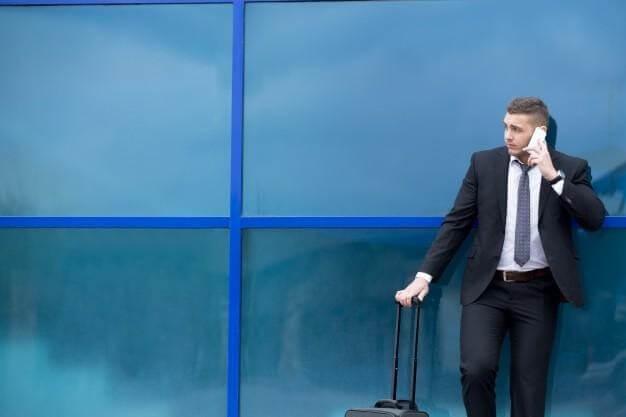 agência de viagens corporativas