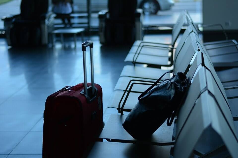 Imprevistos em viagens corporativas