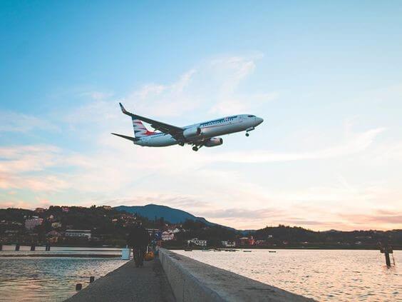 passagens aéreas em viagens corporativas