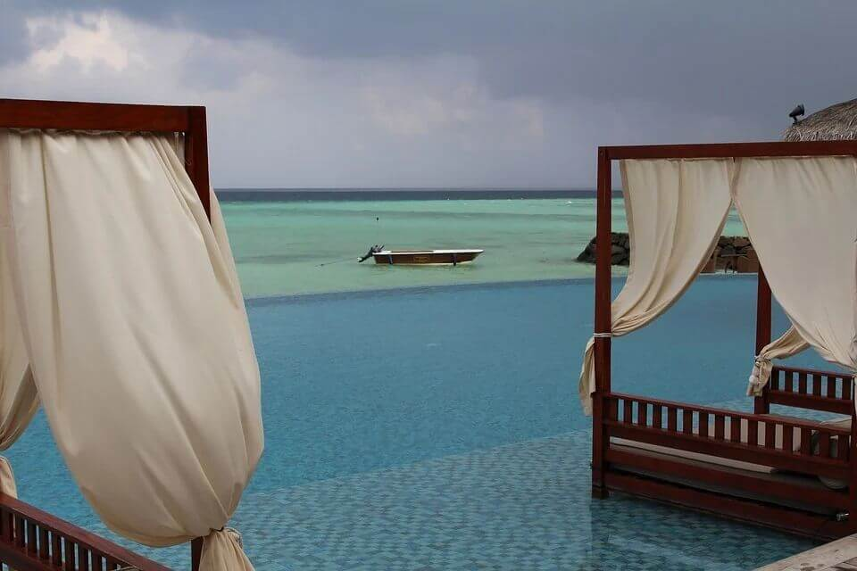 Férias nas ilhas Maldivas