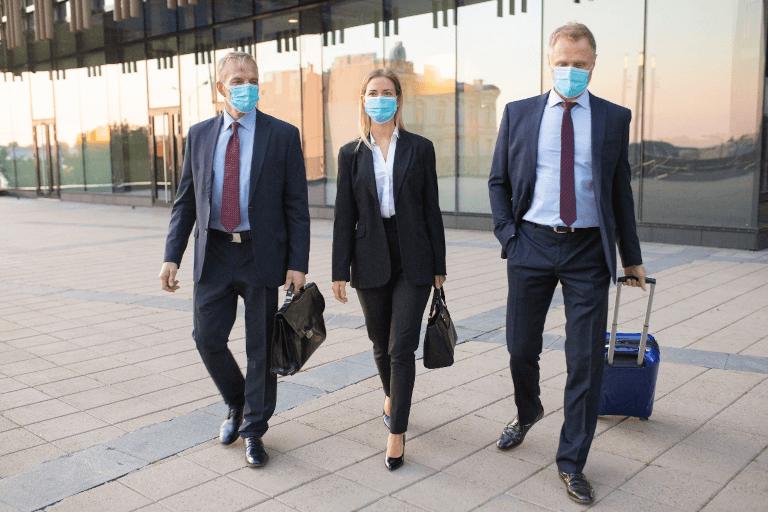 Viagem corporativa em tempos de pandemia