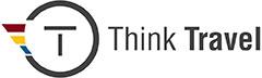 Logotipo da Think Travel